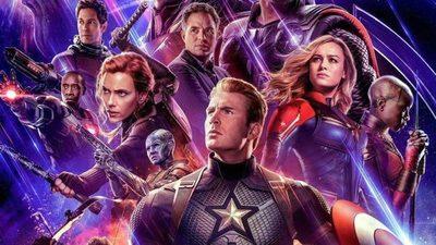 Cartelera San Lorenzo: Avengers Endgame