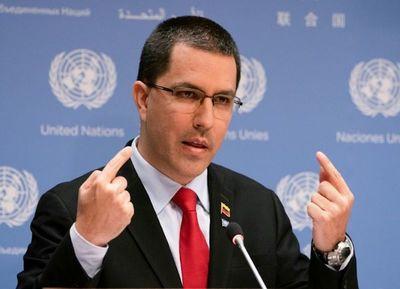 EEUU golpea a diplomacia de Maduro al más alto nivel