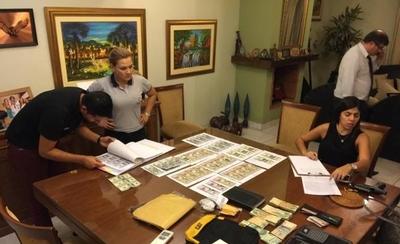 HOY / Envían a Viñas Cue a director de Detave, tras caer con coima de US$ 2.500 en su propia casa