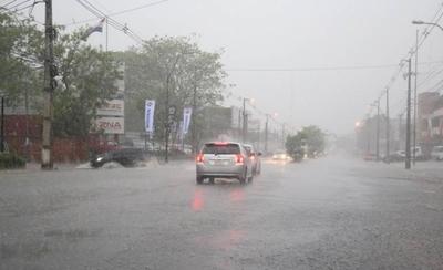 HOY / Anuncian lluvias y tormentas con ingreso de frente frío