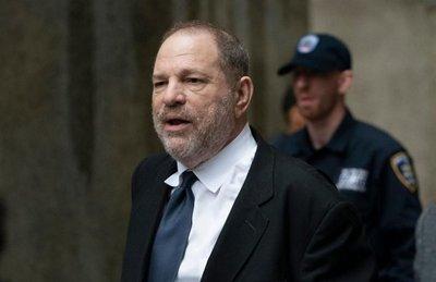 Juicio de Harvey Weinstein es aplazado a septiembre