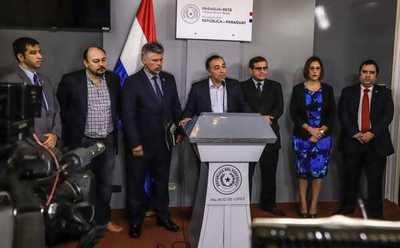 Ejecutivo ratifica postura de combatir la corrupción, tras desmontar esquema de coimas