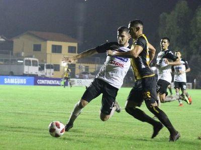 Guaraní y los Aguilas empatan sumando puntos