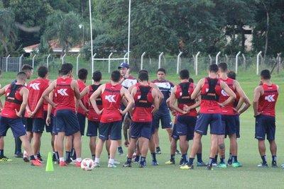 Nacional enfrenta mañana a Cerro Porteño