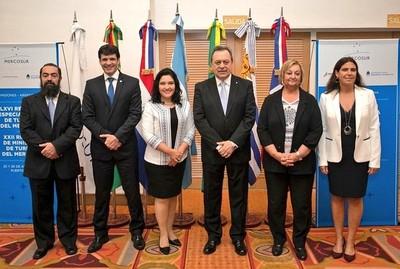 Ministros de Turismo del Mercosur comprometen trabajo conjunto