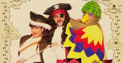 """Abril de cuentos prosigue con """"Piratas y el tesoro perdido"""" en la Manzana"""