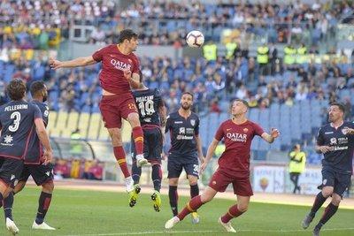 Roma, en zona de Champions League