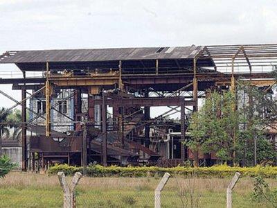 Sigue el proceso para reactivar la planta industrial de Azucarera Iturbe