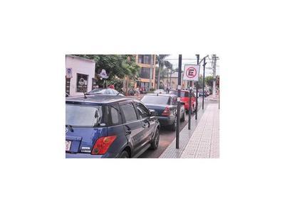 El litigio con Parxin traba estacionamiento tarifado en Asunción