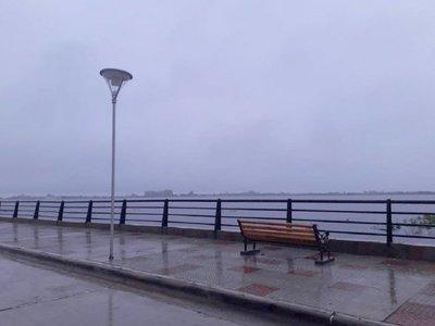 Ambiente fresco y con precipitaciones para este domingo