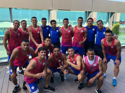 Este domingo Paraguay juega contra Chile rumbo al Mundial de Fútbol de Playa