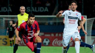 Cerro Porteño visita a Nacional por la recuperación
