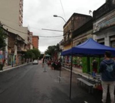 """Multan a La Chispa """"por obstrucción al paso peatonal"""" durante festival"""