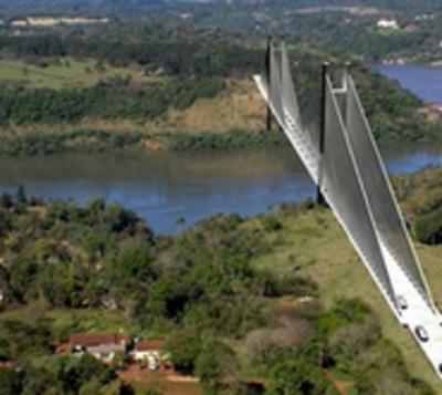 El 10 de mayo iniciará la construcción del segundo puente con Brasil