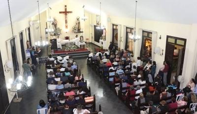 Con emotiva misa, conmemoran 60 años de la partida al cielo de Chiquitunga