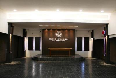 Elecciones del Colegio de Abogados del Paraguay: Impugnaron a lista opositora