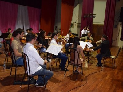 Vuelve la Orquesta de la Ciudad de San Lorenzo