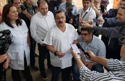 """""""El Dr. Luis Giménez debe recibir más que nunca el respaldo de la ciudadanía"""""""