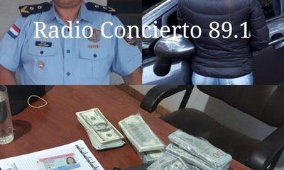 Mujer denuncia que policías le robaron 150 mil dólares