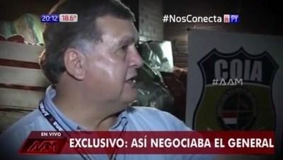 Lista de periodistas que presuntamente recibían dinero del extitular del Detave