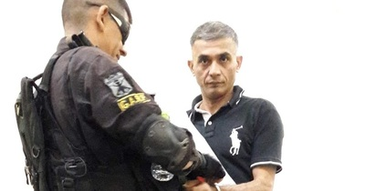 Autor de un millonario asalto fue condenado a 12 años de prisión