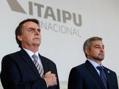Paraguay prepara visita de Bolsonaro para principios de mayo