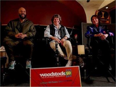 Festival de música por el aniversario de Woodstock es cancelado