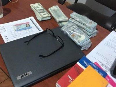 Destituyen a comisario denunciado por manoseo y despojo de USD 150.000