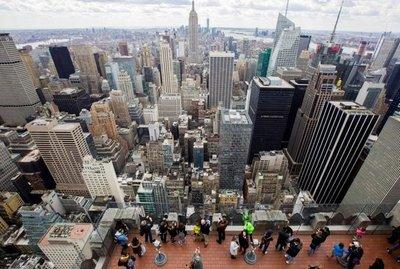 Airbnb ofrecerá alquileres en el icónico Rockefeller Center de Nueva York