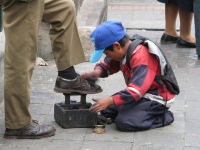 Lanzan estrategia de prevención y erradicación de trabajo infantil