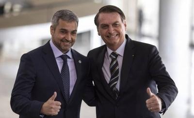 Preparan visita de Bolsonaro a Paraguay: nuevo puente como principal punto de agenda