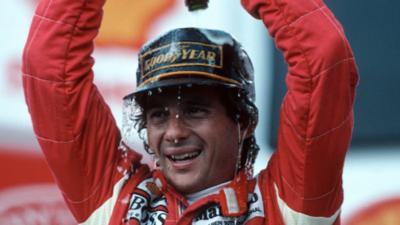 HOY / El día que murió Ayrton Senna, el último héroe nacional de Brasil