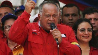 """Diosdado Cabello lanza una respuesta a Guaidó: «Aquí los esperamos junto al pueblo"""""""