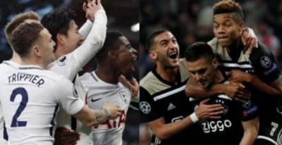 HOY / La seriedad del Tottenham ante la alegría holandesa en busca de la final