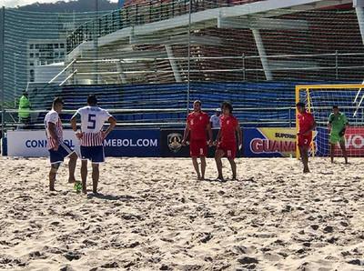 Segunda victoria con goleada incluida de los Pynandí en Río