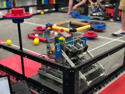 Paraguay, compite en mundial de robótica