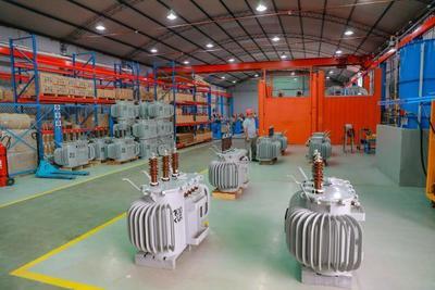 Jefe de Estado habilita planta industrial en Limpio