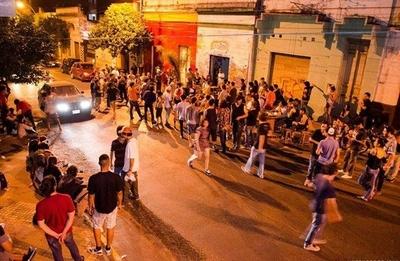 """HOY / Multan a La Chispa por cerrar calle: """"Vamos a seguir firmes"""""""