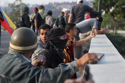 """Operación Libertad: """"La libertad tiene su costo"""", dijo diputada venezolana"""