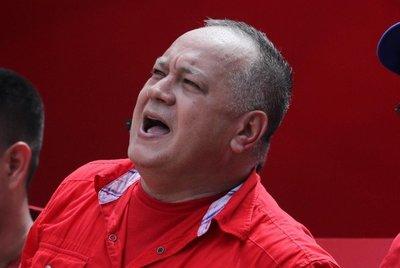 Venezuela: militares que respaldan a Guaidó fueron engañados, según Cabello