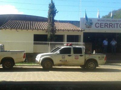Allanan Municipalidad de Cerrito ante denuncias de corrupción