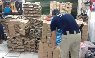 Paraguay, en el ojo de Estados Unidos por falsificación y piratería