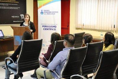 Lanzan nueva edición de premio al periodismo científico