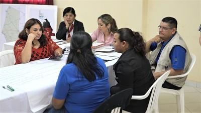 Mediante talleres buscan potenciar rol de las Codenis en el Chaco