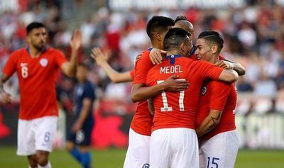 Chile jugará amistoso con Haití