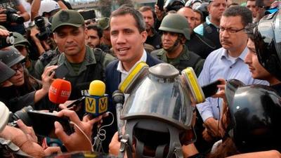 Operación Libertad se habría adelantado porque Maduro pensaba apresar a Guaidó