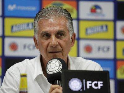 Queiroz confía en ganar la Copa América con Colombia
