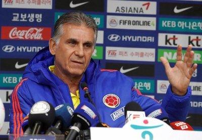 Queiroz confía en ganar la Copa América