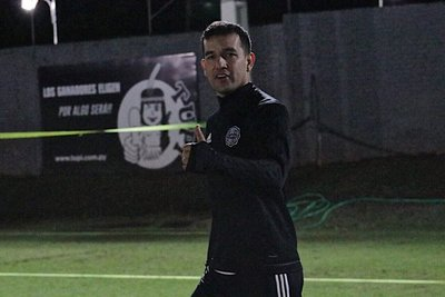 Olimpia prepara un equipo mixto para visitar a Deportivo Capiatá