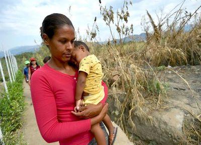 Unicef alerta que 300.000 venezolanos están en Colombia